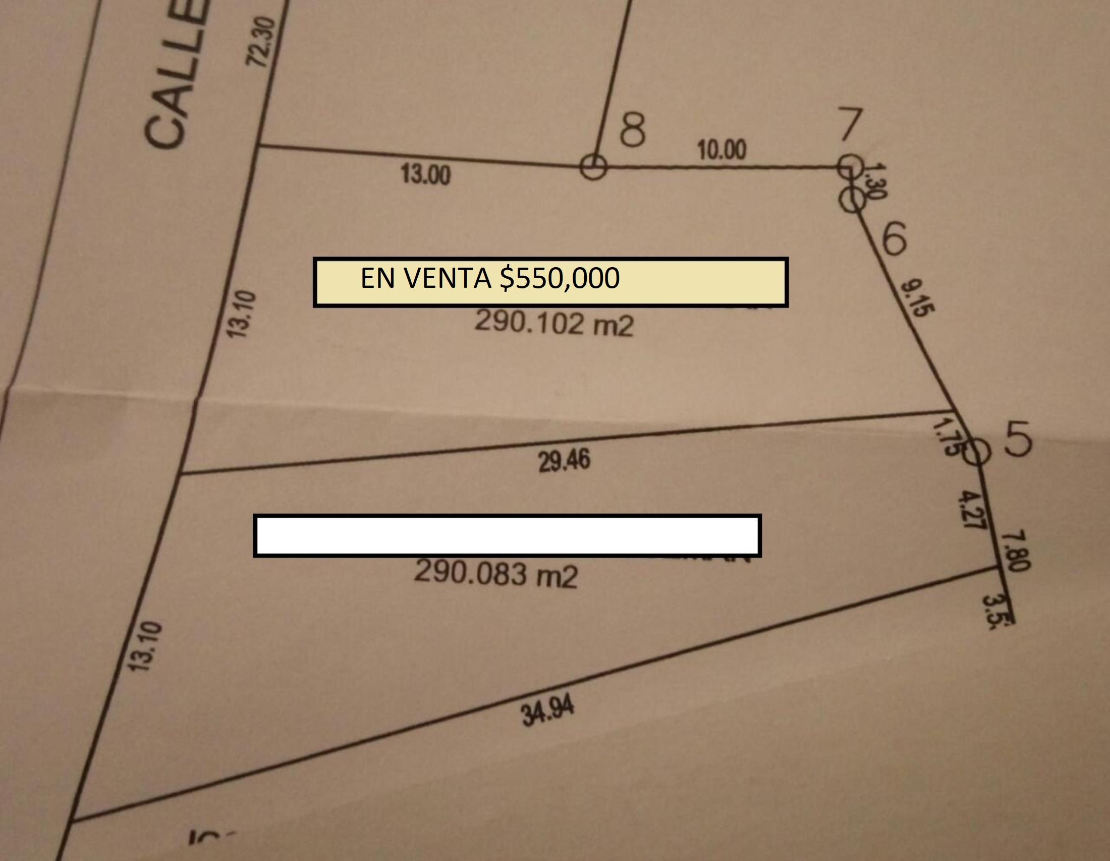 VENTA DE TERRENO COATEPEC ,PROL DE CALLE 16 DE SEPTIEMBRE, JUNTO A FRACC PRIVADO 290m2