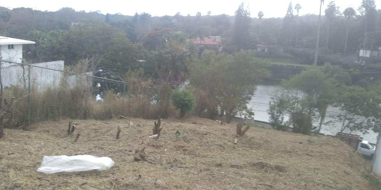 TERRENO XALAPA 455 M2 PASEO DE LAS PALMAS FRACC ANIMAS, VISTA ESPECTACULAR AL LAGO