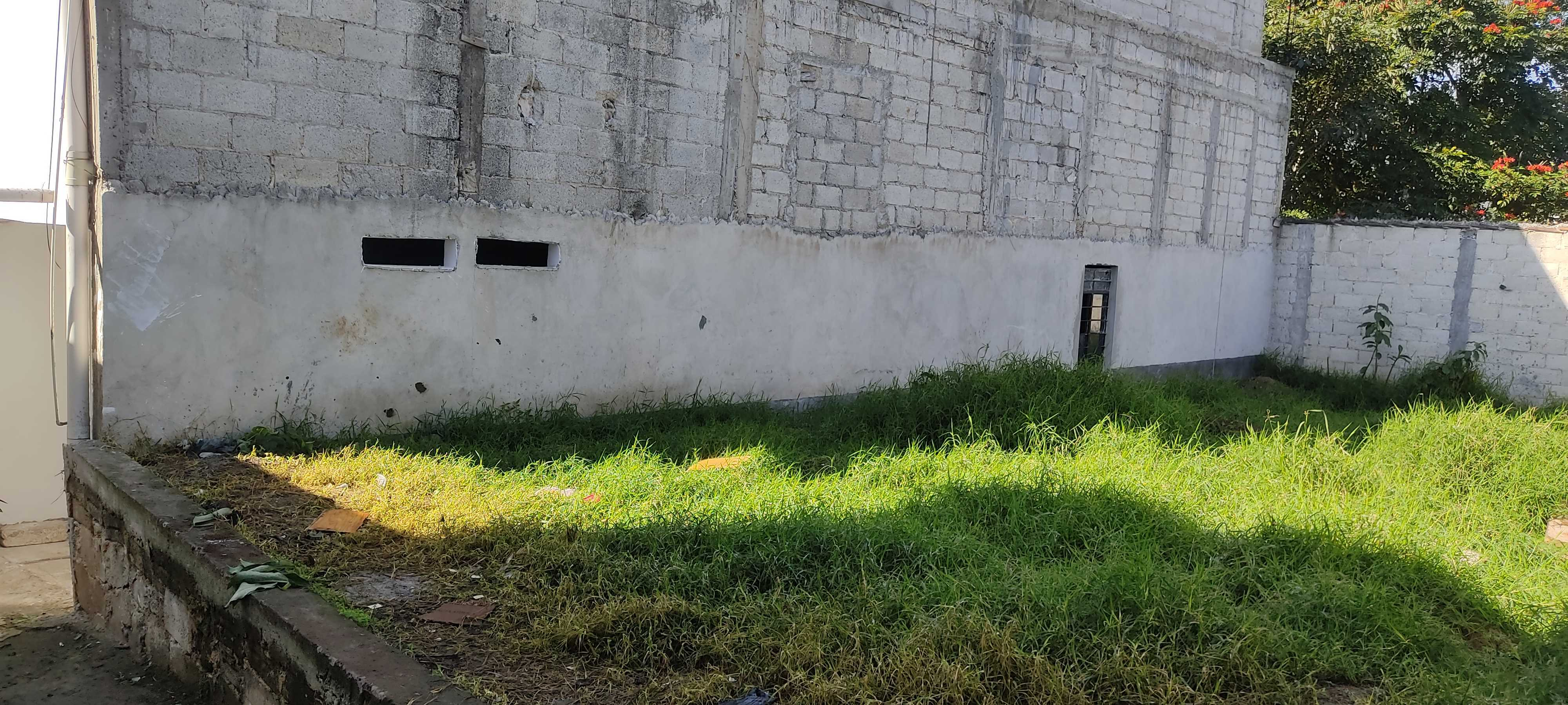 VENTA DE TERRENO EN CALLE LIBERTAD ZONA CAMPO VIEJO COATEPEC VER 120m2